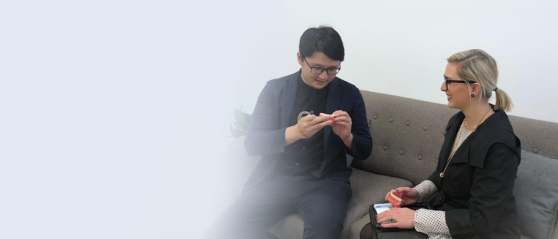 Dr Vincent Huang Paisley St Footscray Dentist Focus On Dental Slider