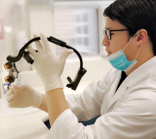 Dental Loupe Technology Footscray Dentist Focus On Dental
